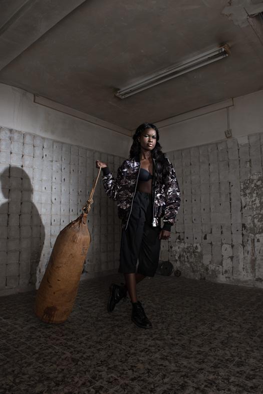 Daisy von Dutch, Joelle Boers, Creative Concept, Revenge, Daisy van Knotsenburg